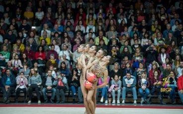Русе посрещна топло гимнастичките ни, те им отвърнаха с благодарност