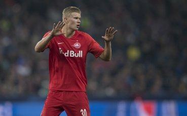 Оле Гунар Солскяер няма търпение Юнайтед да вземе Холанд