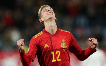 Барса и Юве в люта надпревара за испански талант