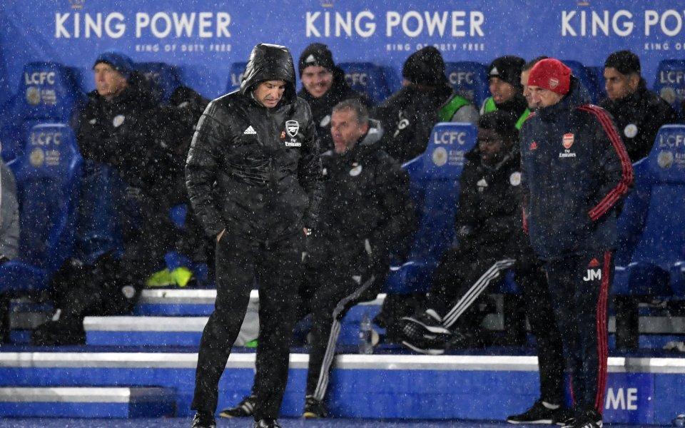 Легендата на Манчестър Сити Шон Райт-Филипс призова ръководството на Арсенал