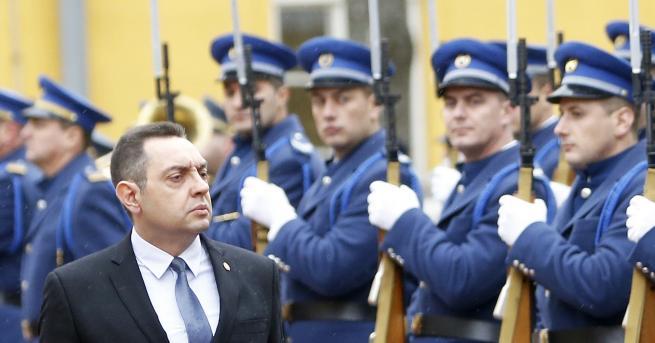 """Свят Сръбски министър с нова провокация към България """"България има"""