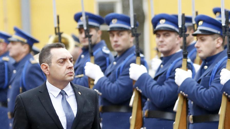Сръбски министър с нова провокация към България