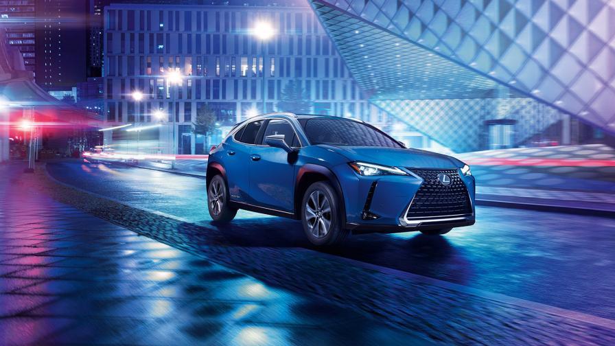 Представиха първия електрически Lexus