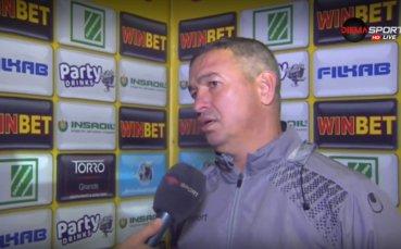 Диян Божилов: Отборът намери своята физиономия