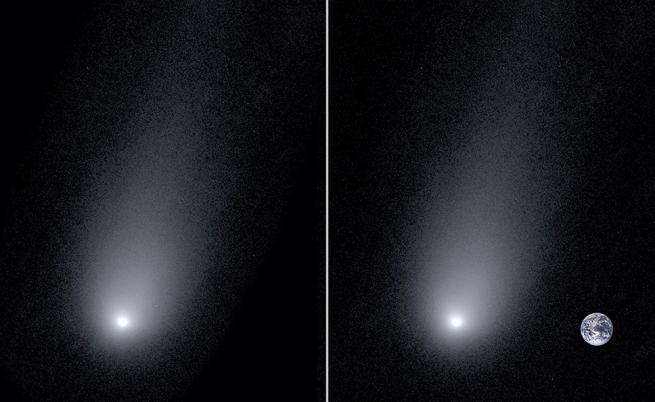 Междузвездната комета