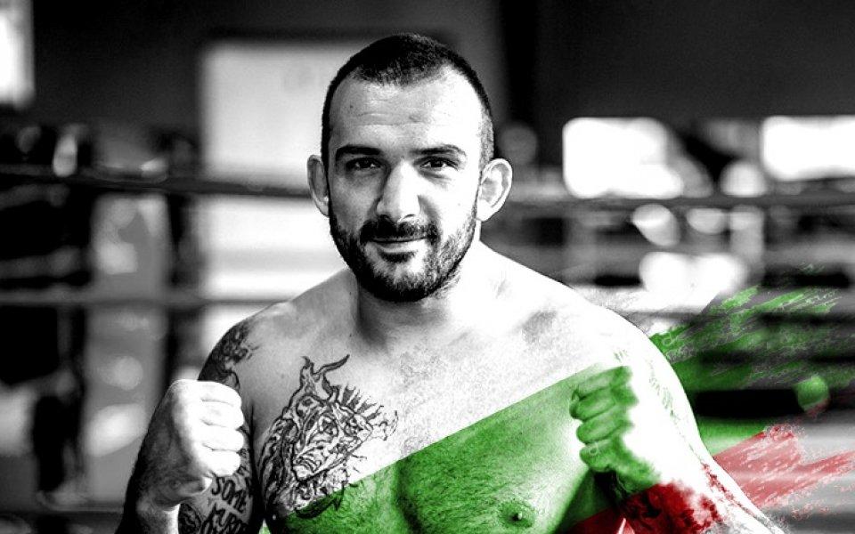 Бранко Бабачев с битка във Франция: Отивам и мачкам за Майка България!