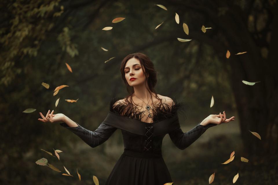 жена магия