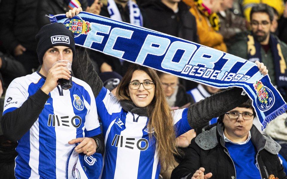 Португалският футболен клуб Порто отрече публикациите в местно списание, че
