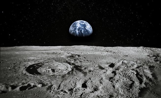 Европа ще участва в построяването на станция за астронавти до Луната