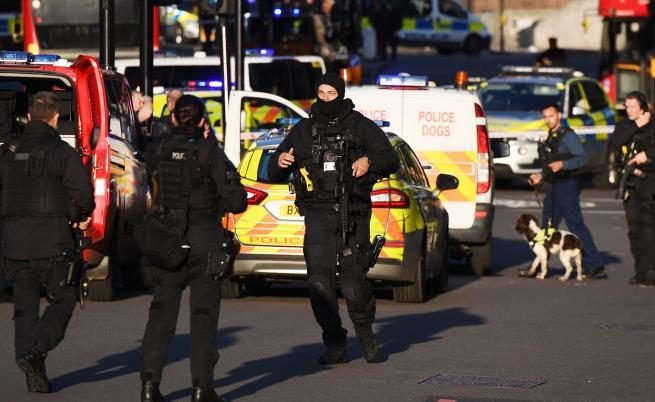 Нападателят от Лондон е бил съден за тероризъм