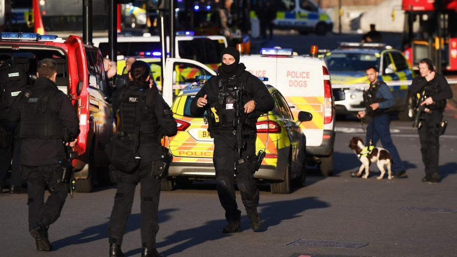 Терористична атака на Лондонския мост