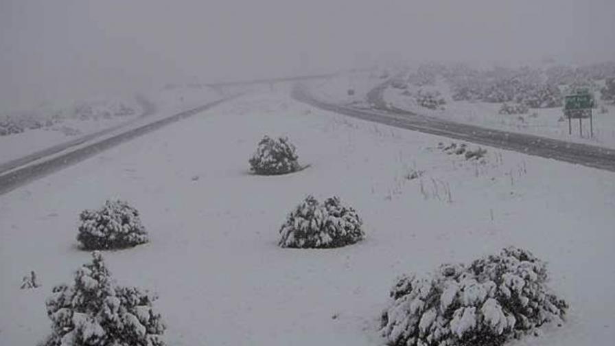 <p><br /> Мощни зимни бури в САЩ, има загинал</p>