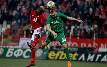 ЦСКА с опит да си стъпи на краката срещу шампиона Лудогорец