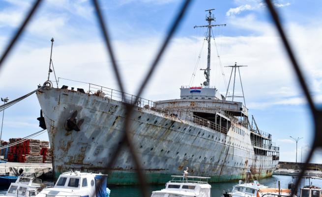 Кораб на Тито