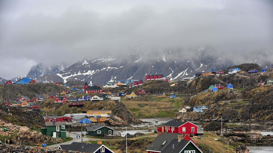 Красотата на Гренландия