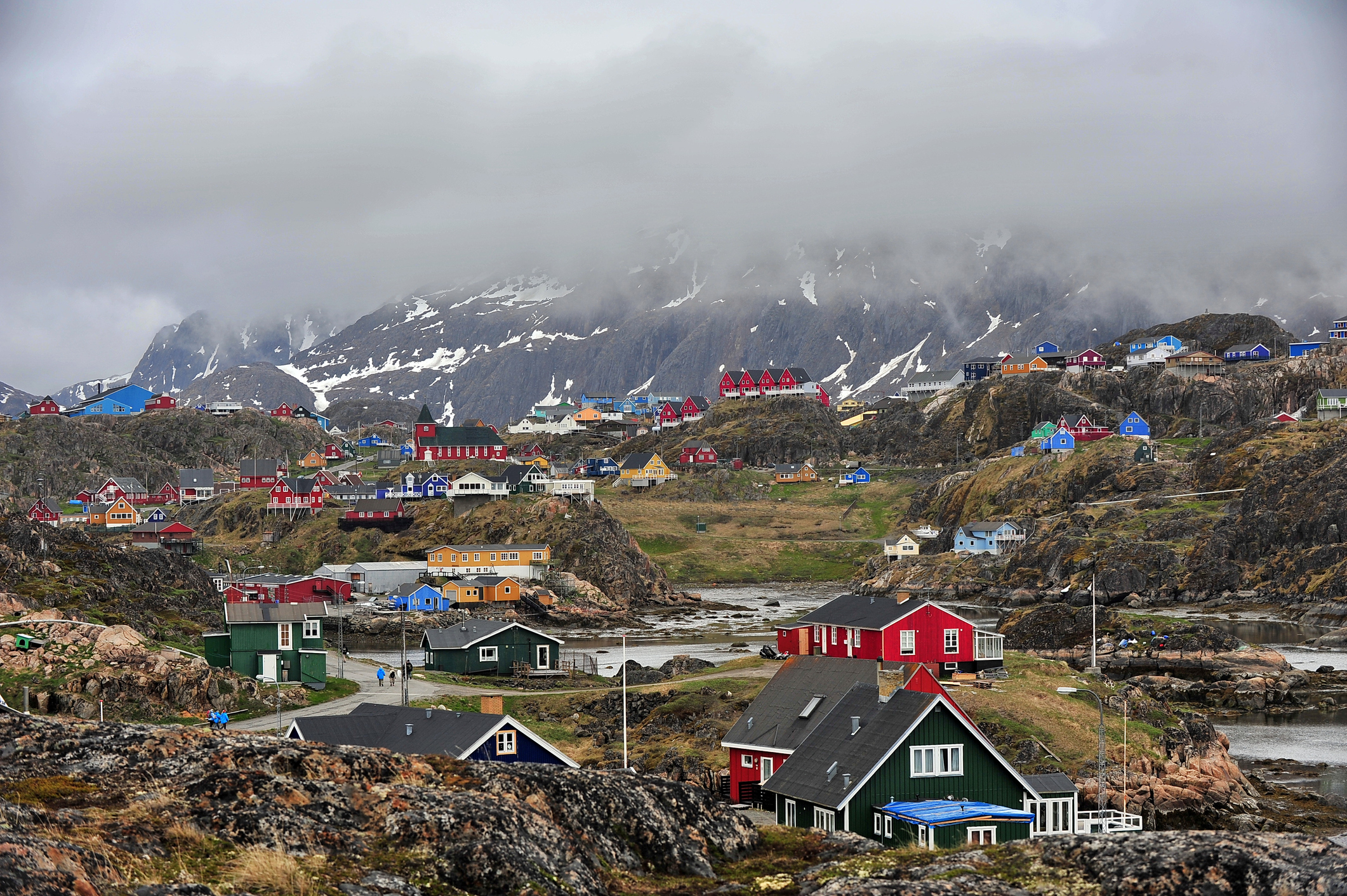 <p>Гренландия</p>