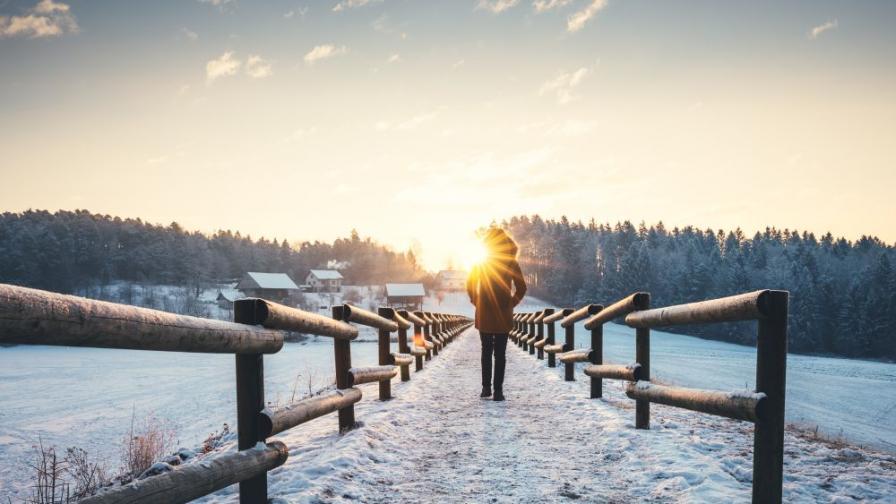 Слънце в неделя, в София - мръсен въздух