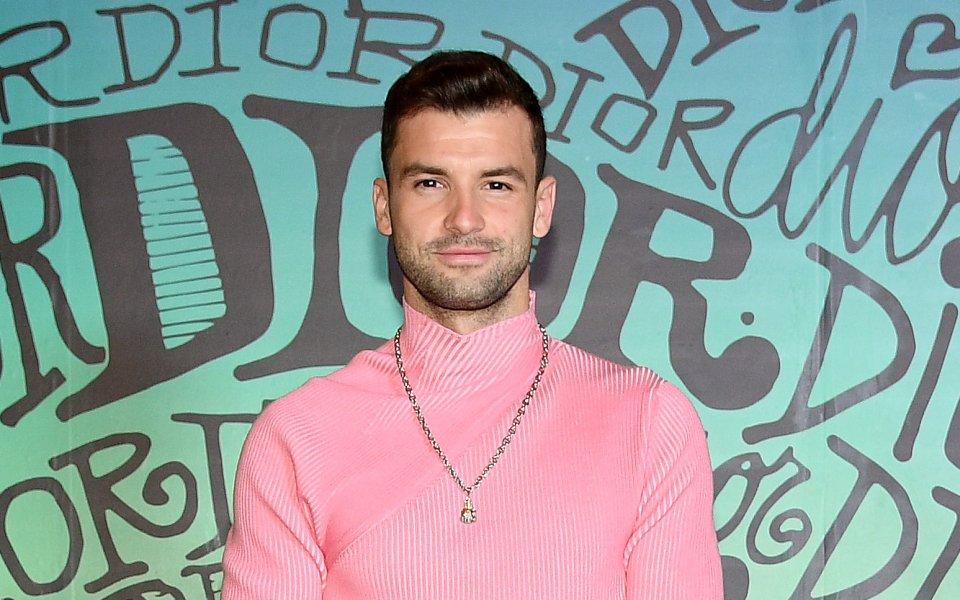 Българската звезда в тениса Григор Димитров се засече със световната