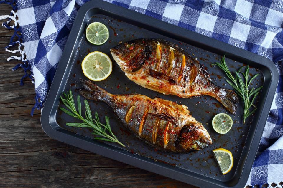 риба храна