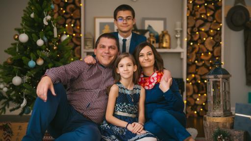 Семейство Копчеви