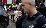 Пожар бушува в гръцки хотел, има пострадали