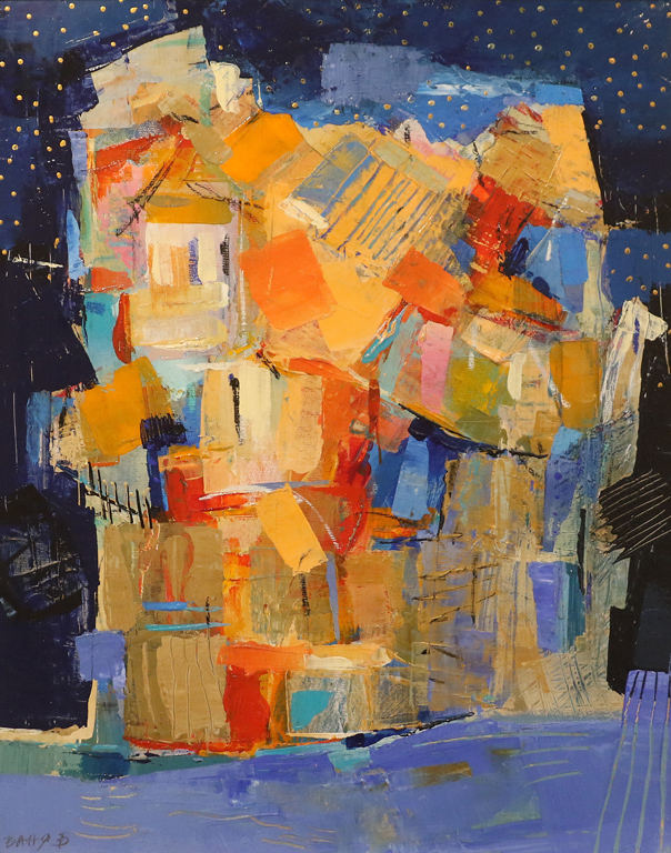 <p>Ваня Бурова &ndash; Нощта на звездоброеца</p>