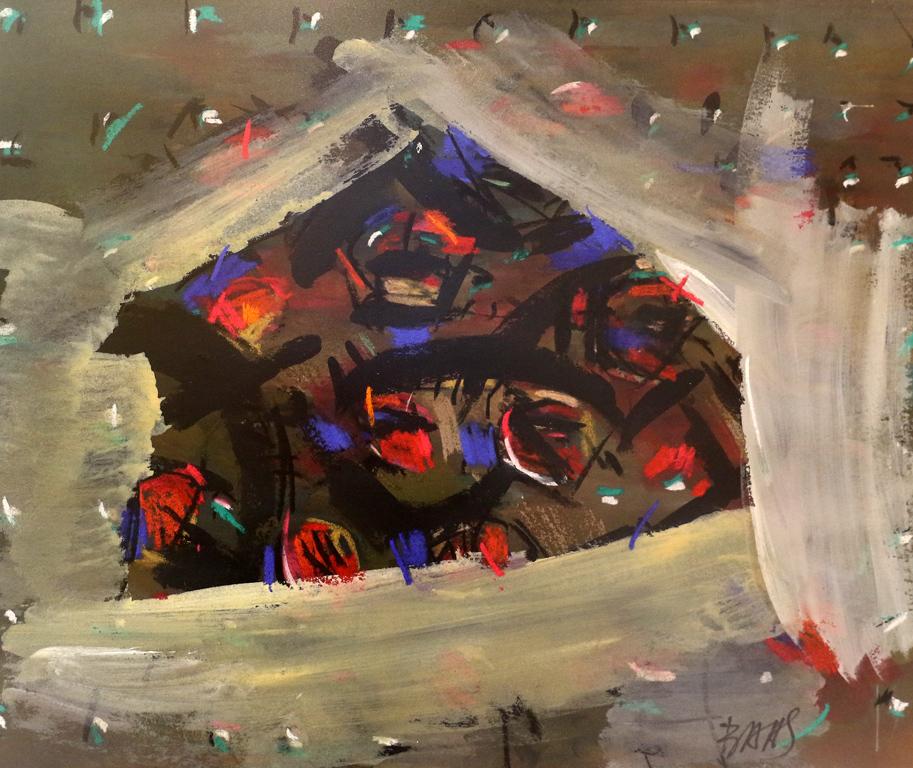 <p>Ваня Бурова &ndash; В плен на мъглата</p>