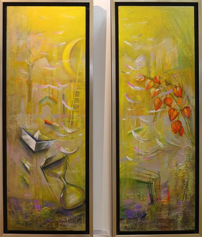 <p>Ралица Бурова &ndash; Нека ти разкажа за полета на ангелските пера 1 и 2</p>