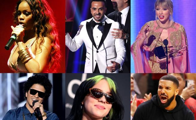 Да си спомним: Най-емблематичните песни на десетилетието