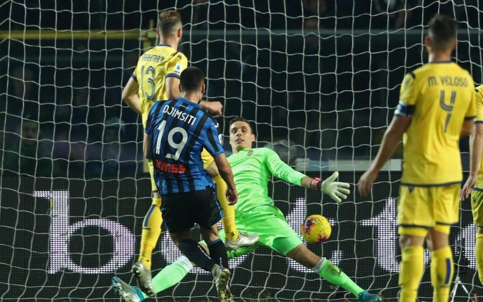 Аталанта постигна драматична победа след обрат с 3:2 при домакинството