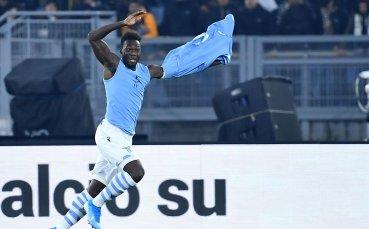 Лацио скри топката на Роналдо и компания, първа загуба за Юве