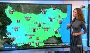 Прогноза за времето (08.12.2019 - обедна емисия)