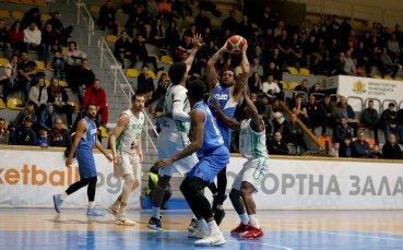 Левски Лукойл пречупи Берое в баскетболно дерби