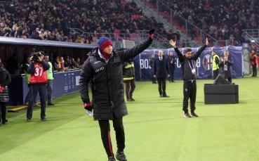 Ужас! Наръгаха фен на Милан след мача с Болоня!
