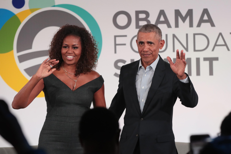 <p>Семейство Обама са едни от най-обичаните политически лидери за последното десетилетие.</p>