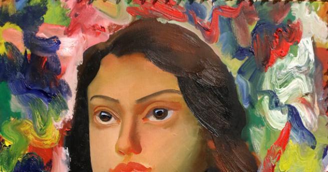 Любопитно Правилата за играта Изложба на Медеа Янкова в Галерия