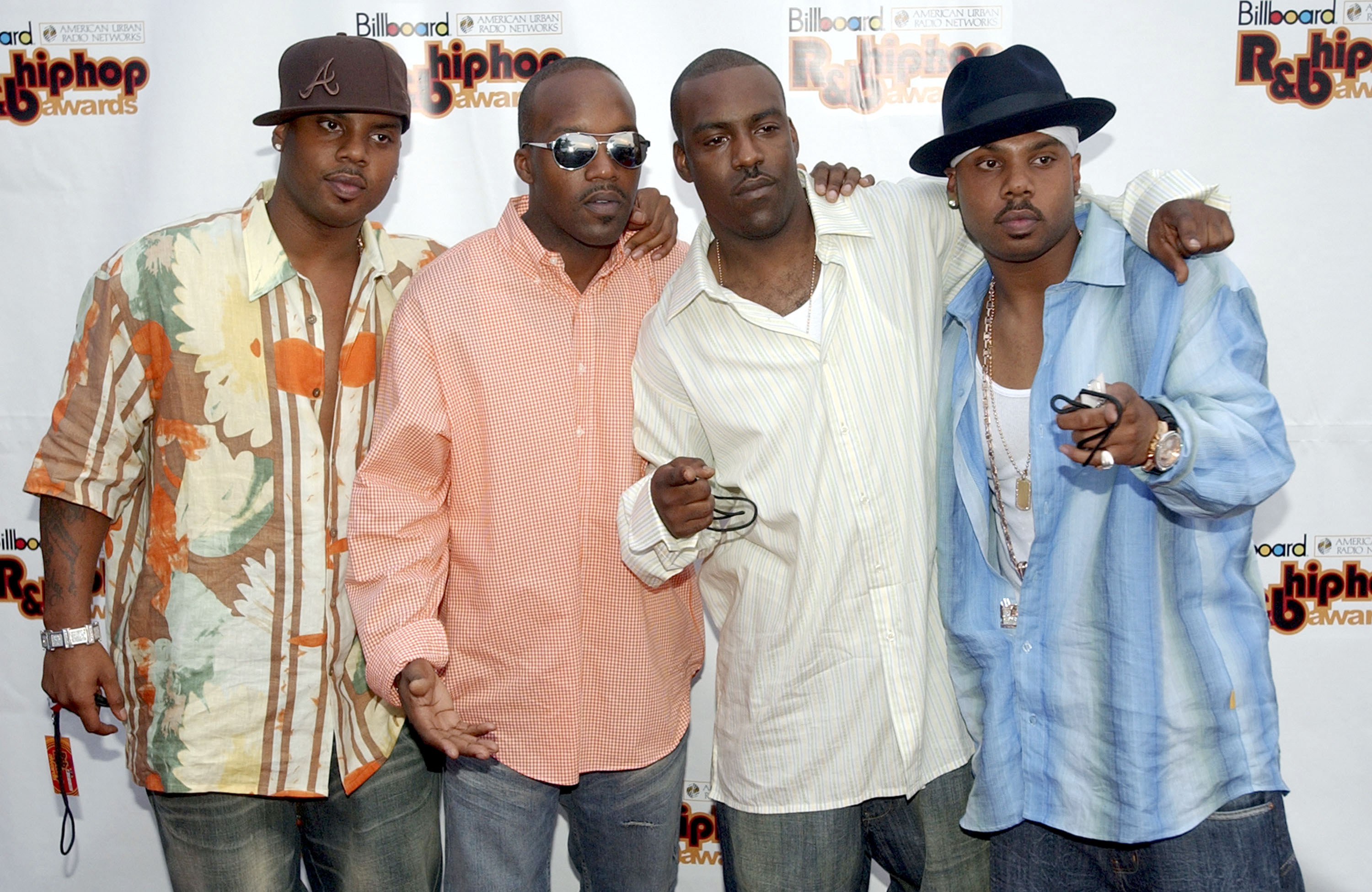 <p>Jagged Edge</p>