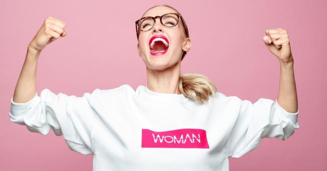 Ти си една невероятна самостоятелна жена, която обаче често се