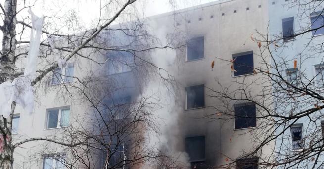 "Свят Взрив в Германия, загинал, десетки пострадали ""Не може да"