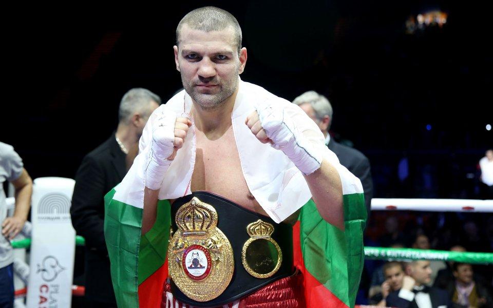 Родният боксьор Тервел Пулев реши да стане доброволец в Спешното