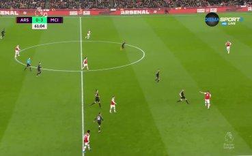 Арсенал - Манчестър Сити 0:3 /репортаж/