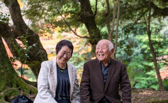 Каква е тайната на японското дълголетие