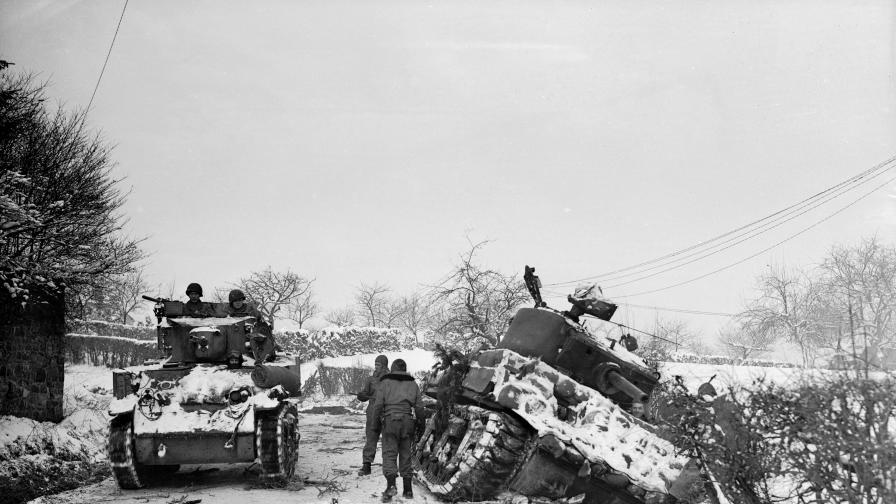 Офанзивата в Ардените