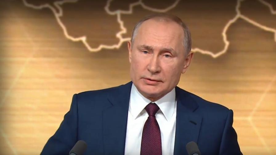 Путин за импийчмънта на Тръмп и възхода на Китай