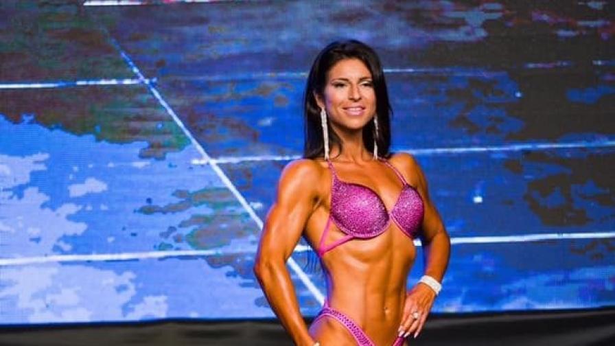 <p>Красивото лице на фитнеса в България</p>