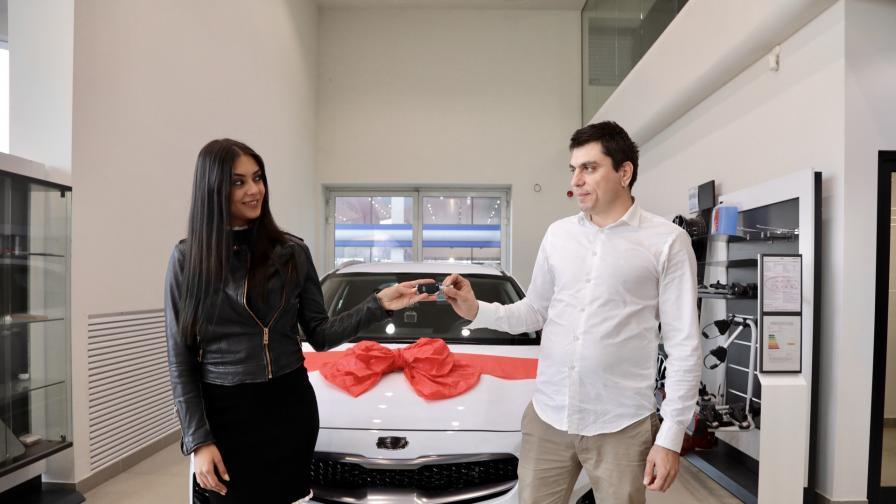 Късметлия от Русе спечели чисто нов автомобил от Национална лотария