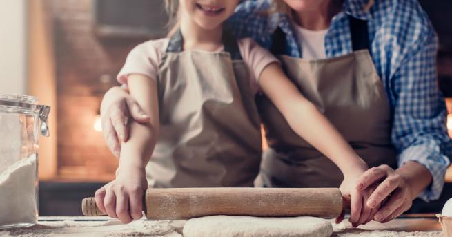 Коледа Рецептите на баба за Бъдни вечер От тетрадката със