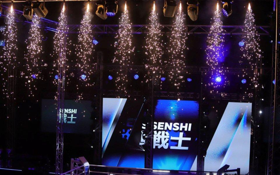 SENSHI се завръща с пето грандиозно бойно шоу