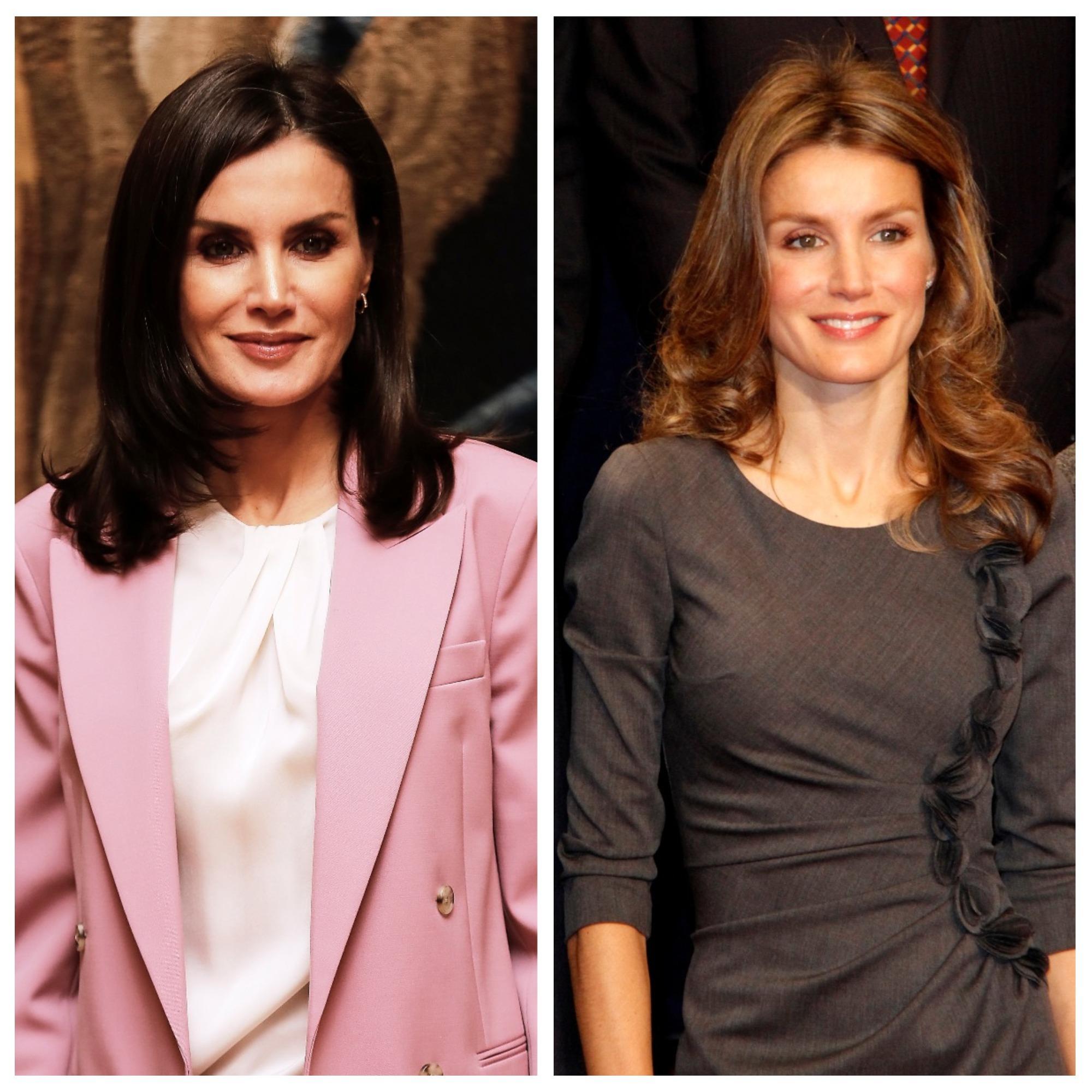 <p><strong>Летисия Ортис</strong></p>  <p>Лерисия е настоящата кралица на Испания. Родена е през 1972 в Овидео. Дъщеря е на журналист и медицинска сестра.</p>  <p>Омъжва се за принц Астириас през 2004 година и с него имат две дъщери.</p>  <p>През 2014 година крал Хуан Карлос I абдикира в полза на принц Астириас, който сяда на трона.</p>