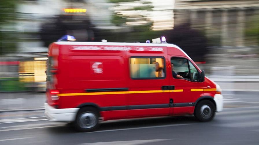 Мъж почина, след като беше блъснат на спирка в Сливен